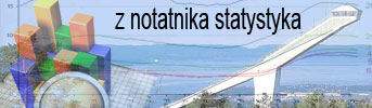 Z notatnika statystyka